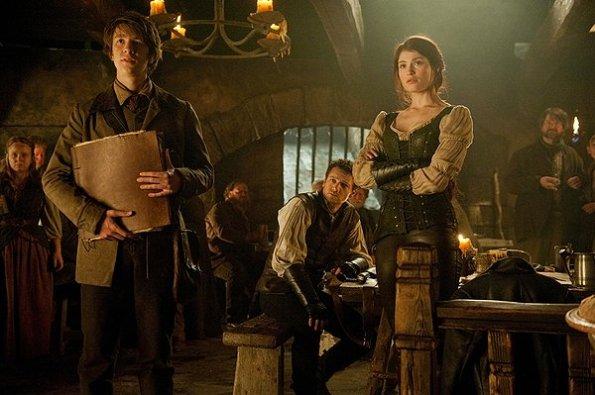 Hansel & Gretel Witch Hunters