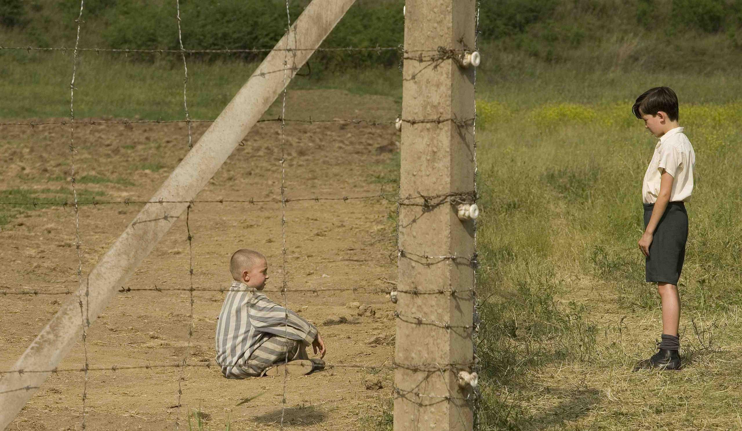 The Boy in Stripped Pyjamas
