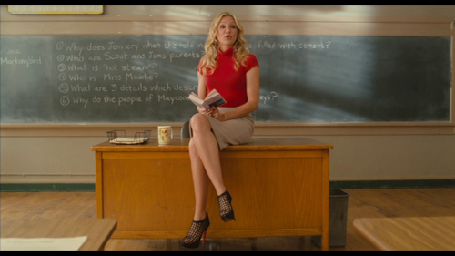 Bad Teacher To Kill A Mockingbird by Harper Lee