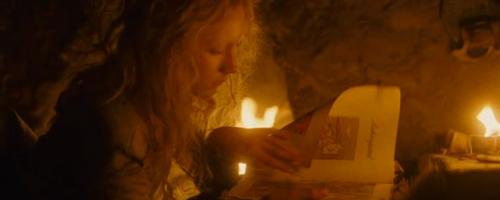 Hanna reading