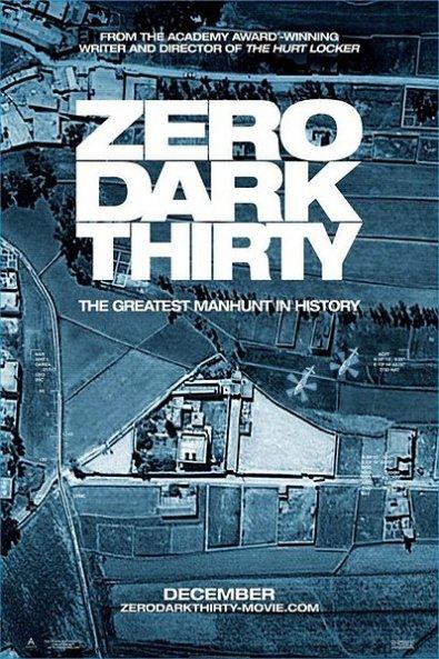 poster zero dark thrty