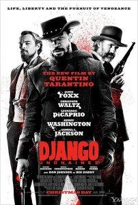 django unchianed poster