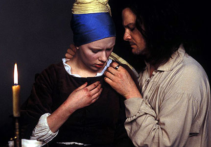Girl With a Pearl Earring (2003