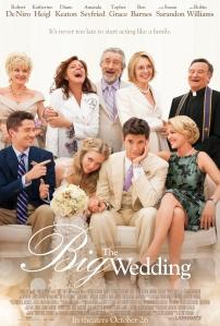 the big wedding postyer